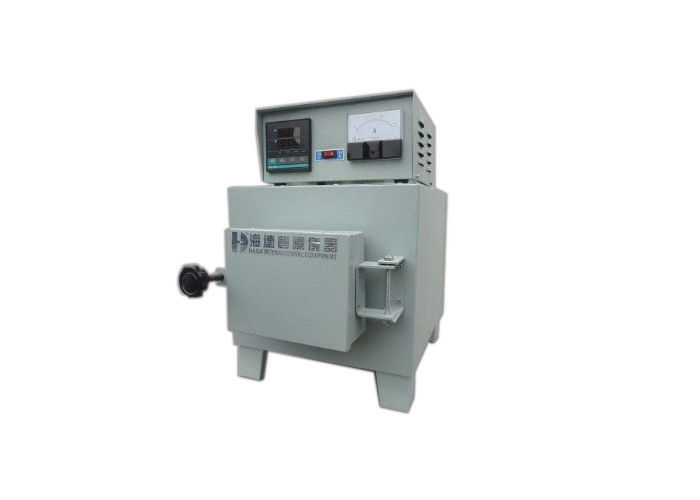 ISO Approved Industrial Stainless Environmental Test High Temperature Muffle Furnace