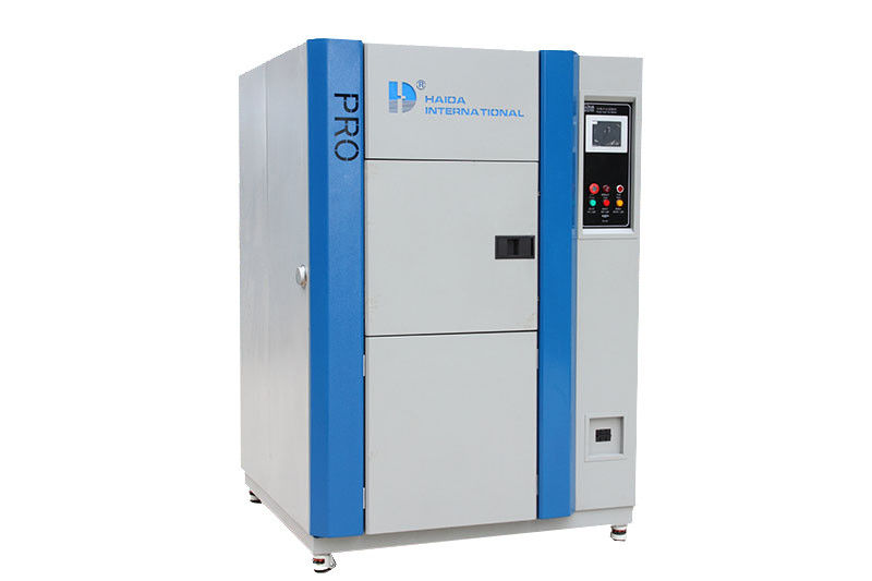 ISO certificated Professional High and Low Temperature Thermal Shock Environmental Test chamber